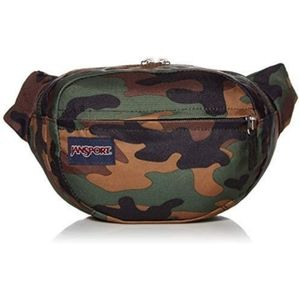Jansport Fifth Avenue Tropical Teal Fanny Pack